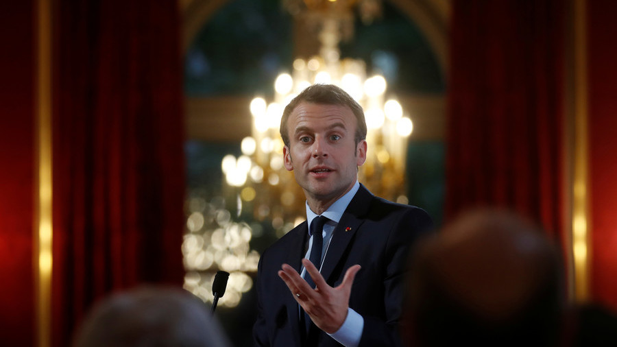 France's Macron says will keep working on broader Iran nuclear deal