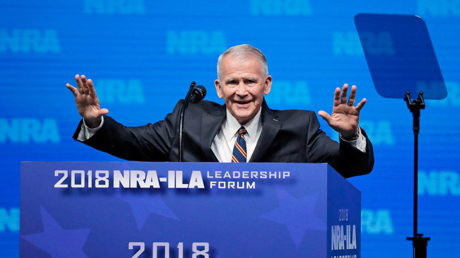 Key Iran-Contra player Oliver North to be new NRA president
