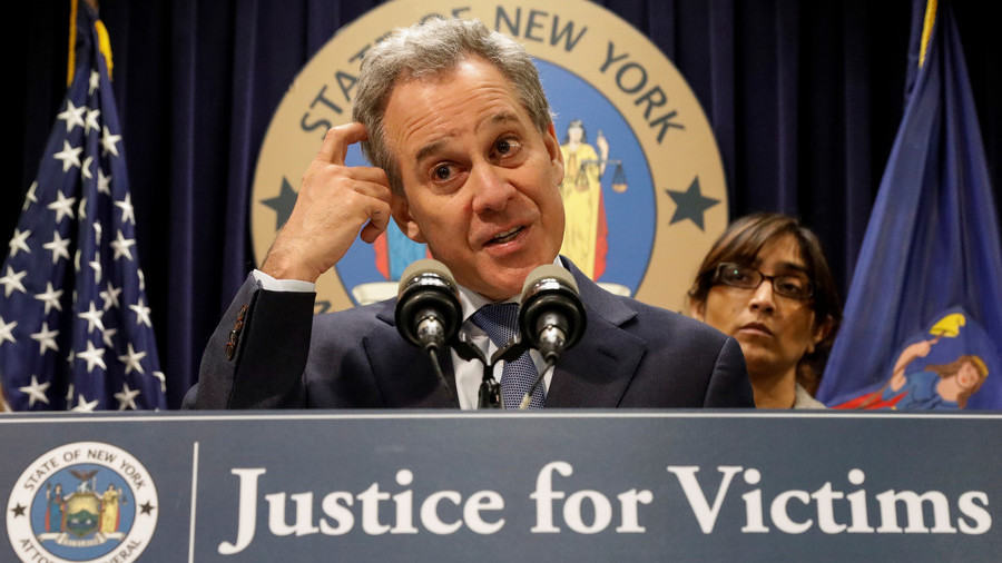 Him too? NYC attorney general who sued Harvey Weinstein resigns after abuse allegations