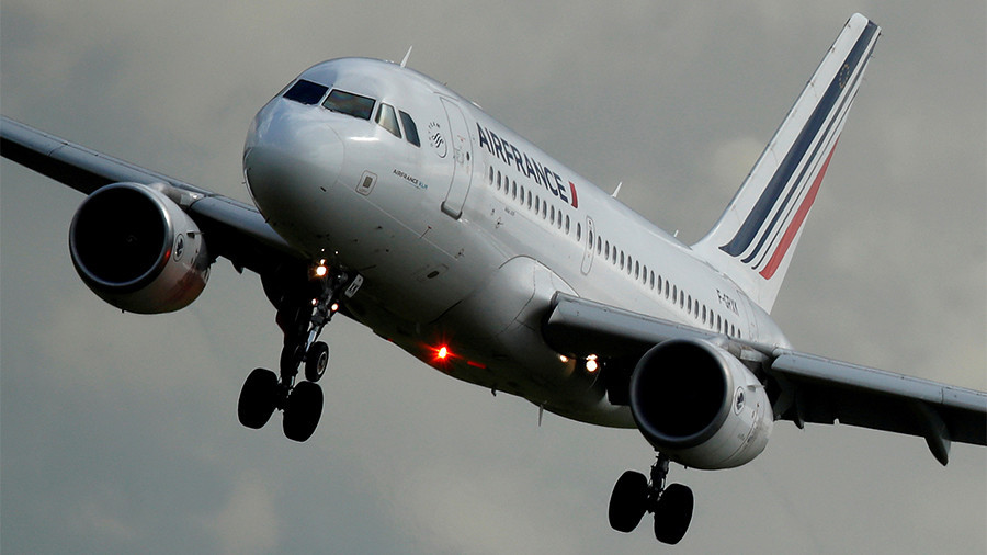 Major European carrier Air-France-KLM plunged into crisis, survival in jeopardy