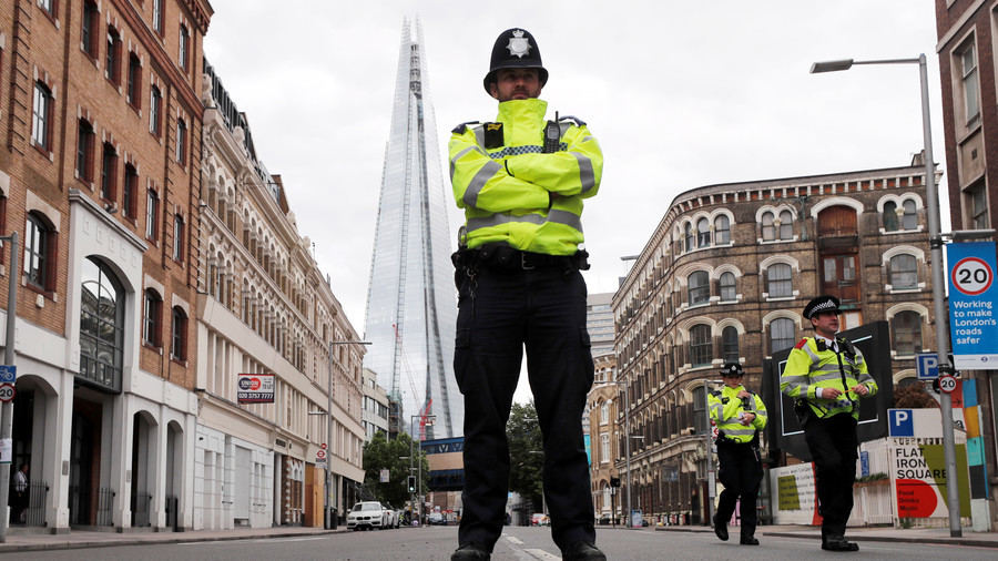 Private police force will hit streets of Britain to fill void created by austerity