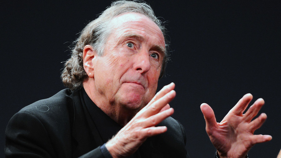 'F**k you very much': Monty Python's Eric Idle blasts Trump in updated 'FCC song' (VIDEO)