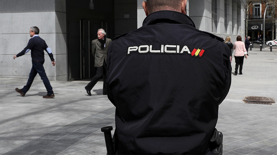 Fake news forum evacuated over gas leak in Madrid