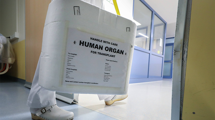 Euro chiefs brand US-backed health program as 'organ trafficking'