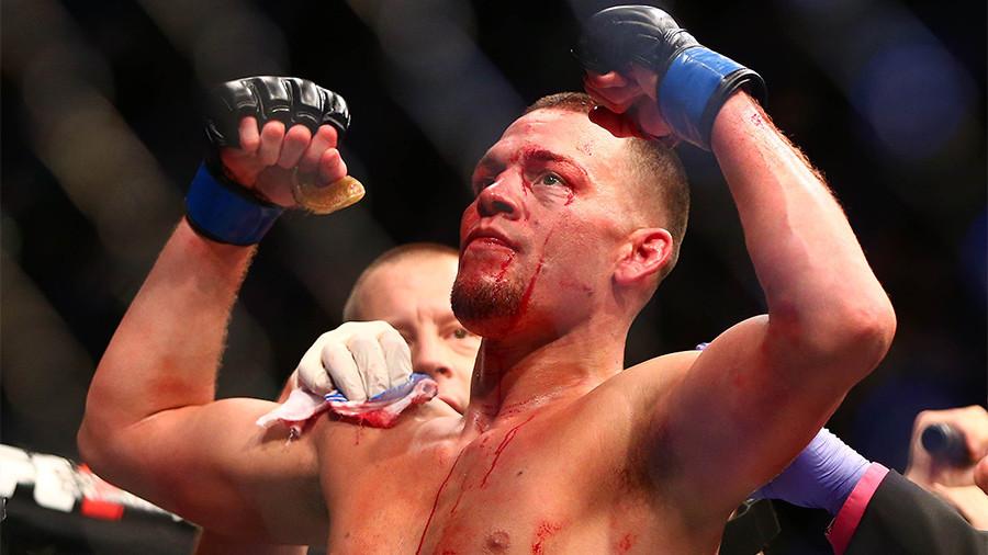 UFC targets Georges St-Pierre v Nate Diaz this summer