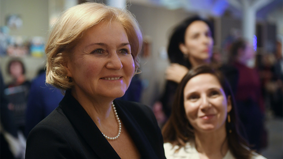 Who is Olga Golodets? New Russian deputy PM for sport ...
