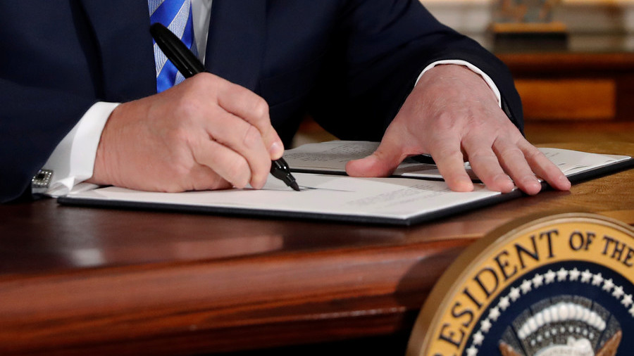 All for nothing? What it took to clinch Iran deal before Trump dumped it with stroke of pen (VIDEO)