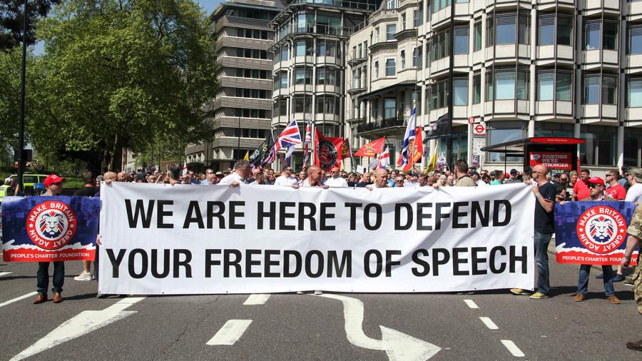 Count Dankula: Free speech, censorship, and THAT pug Nazi salute (VIDEO)