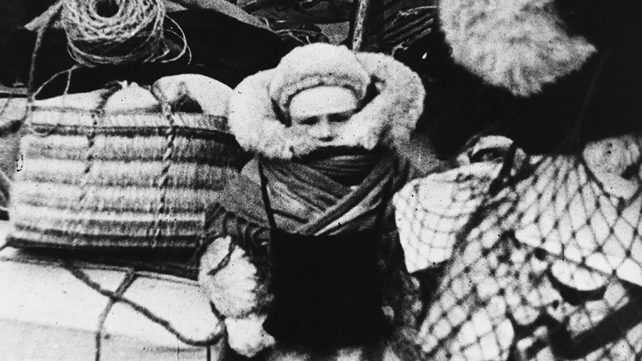 Not just a toy: Children of war show 'companions' that helped survive Leningrad siege (VIDEO)