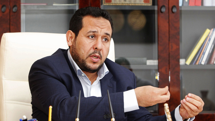 Why has Theresa May apologised to Abdul Hakim Belhaj?