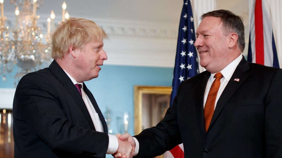 'We won't walk away': Boris Johnson commits UK to Iran nuclear deal after US' withdrawal (VIDEO)