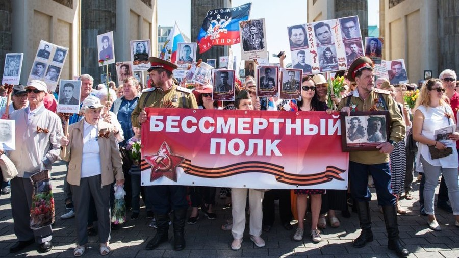 Immortal Regiment marches across the globe – from Germany to Thailand (PHOTOS, VIDEO)