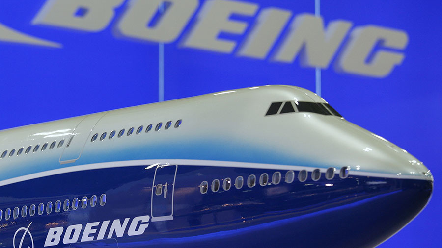 How Boeing will lose $20 billion because of Trump – watch RT's Boom Bust show