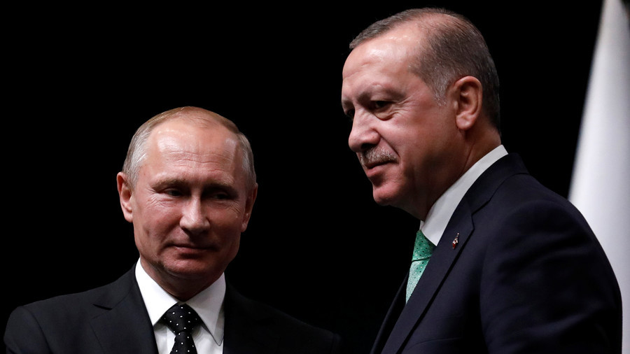 Erdogan agrees with Putin that US withdrawal from Iran nuclear deal was 'a mistake' – source