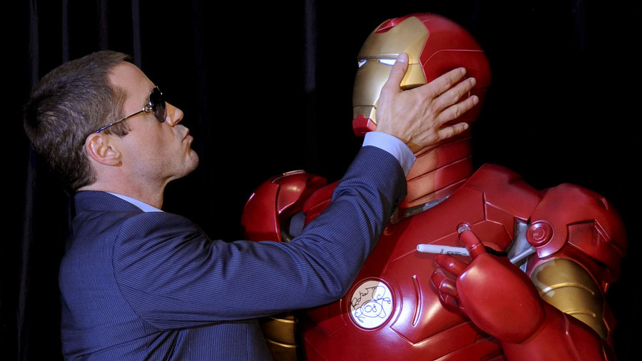 Supervillains suspected as $325k Iron Man suit disappears from Hollywood warehouse