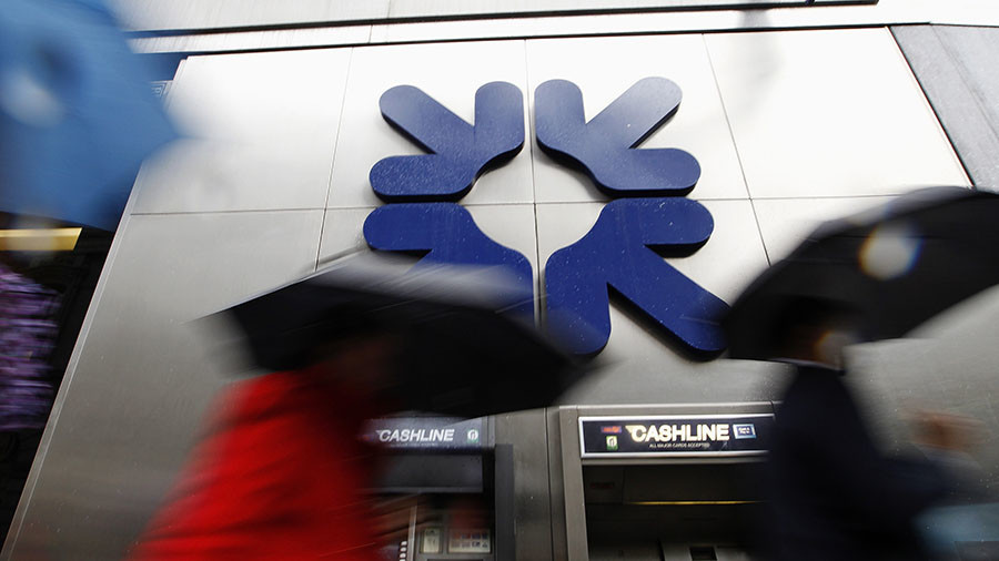 RBS agrees to $5bn settlement with US over sale of toxic mortgages