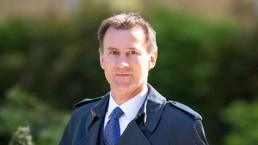 Jeremy Hunt under fire for ducking out during Urgent Question on disabilities (VIDEO)