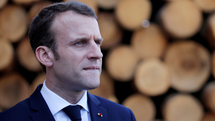 Fall of 'Jupiter'? Macron's popularity down, as hopes for the 'political wonderboy' seem to vanish