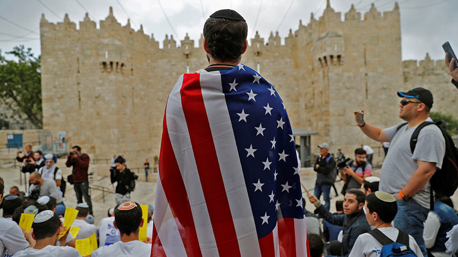 US Embassy in Jerusalem to open as Israeli forces crack down on protesters in Gaza