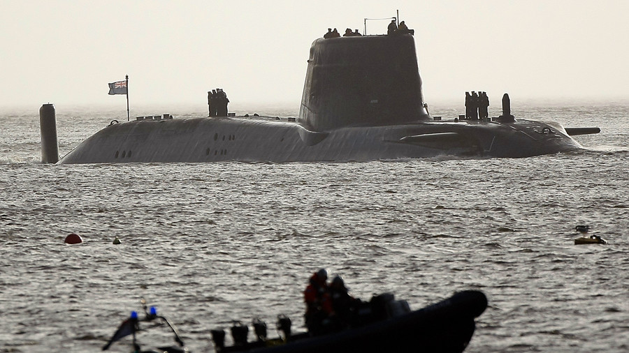 Royal Navy to invest £2.5bn in nuclear submarines