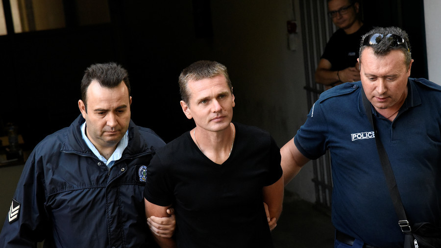 Russian 'bitcoin fraud' suspect held in Greece says prison security beefed up over 'kill order'