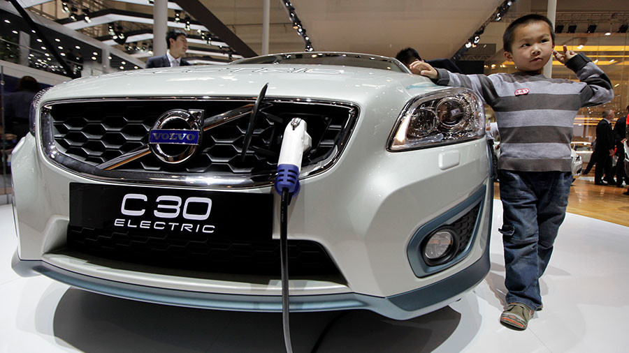 Quality Of Chinese Built Cars Better Than European Ones Volvo Executive Admits