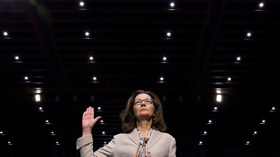 Green Beret waterboards himself in support of Trump's Central Intelligence Agency pick Gina Haspel