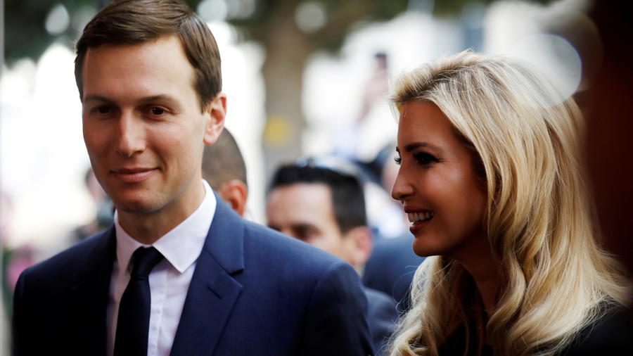 Ivanka and Jared meet Rabbi who called blacks 'monkeys,' reportedly get blessed