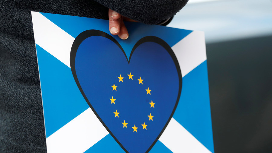 Holyrood refuses to back Brexit bill