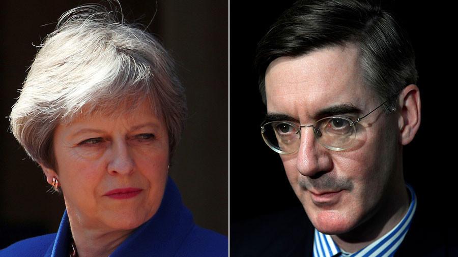 Brexit deadlock: May-Mogg clash over Irish border as EU left scratching head over lack of progress