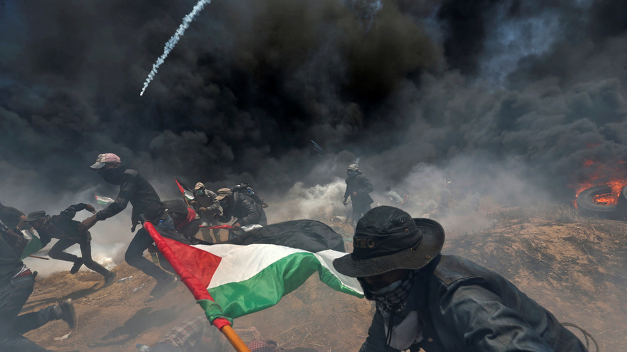 Palestinian killings by IDF prompts blame of Hamas by Labour Friends of Israel
