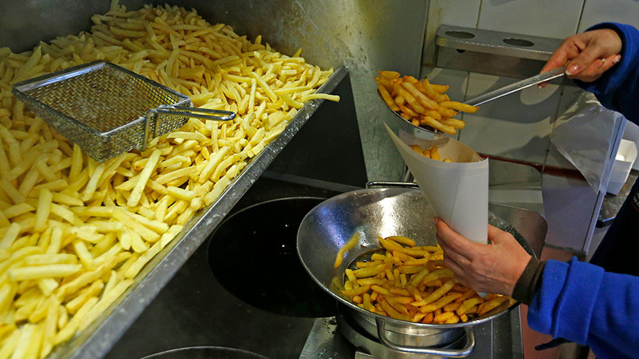 To Russia with Fries