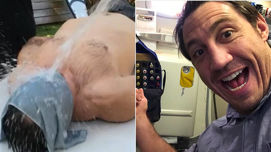 'Waterboarding is pouring water on your face, I've seen real torture' - Ex-UFC fighter Tim Kennedy