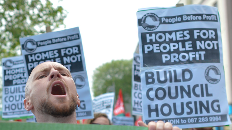 Time to step up? Irish sound off on request to host refugees amid severe housing crisis
