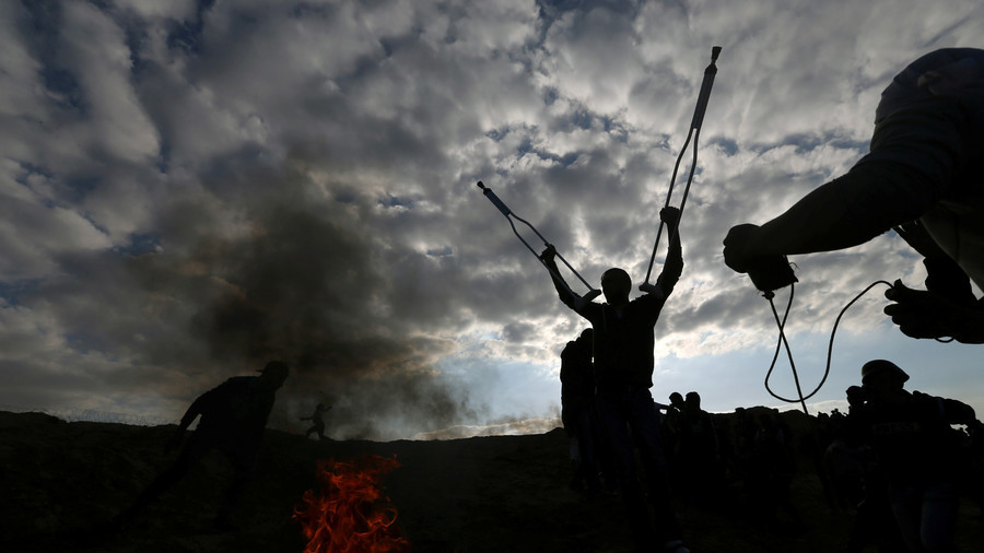 'Fake crutches' video singled out to undermine 'Palestinian narrative' on deadliest Gaza day