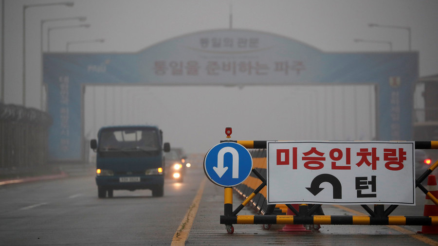 Seoul 'regrets' its drills with US forced Pyongyang to cancel intra-Korean talks