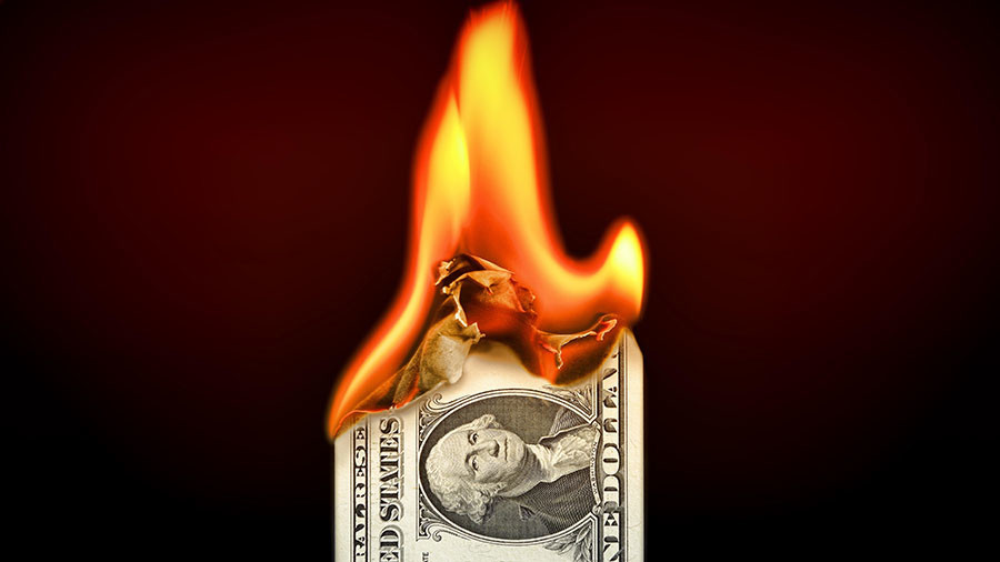death of the petrodollar