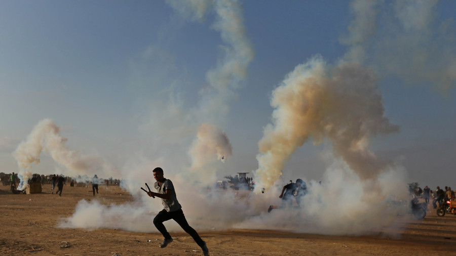 More Protests Along Palestinian Border