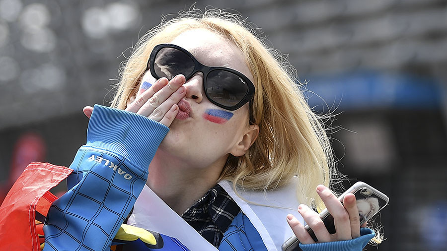 Argentina criticised over World Cup manual on how to seduce Russian women