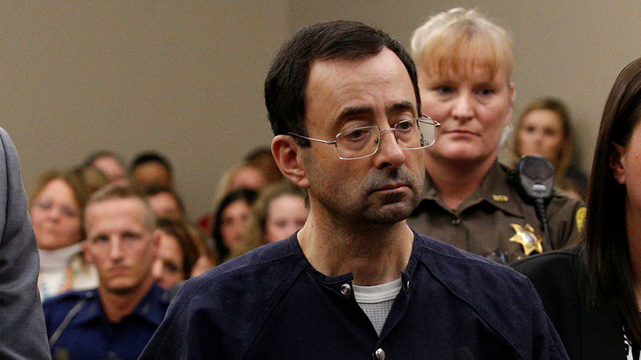 United States  university to pay $500 million to Larry Nassar sex abuse victims