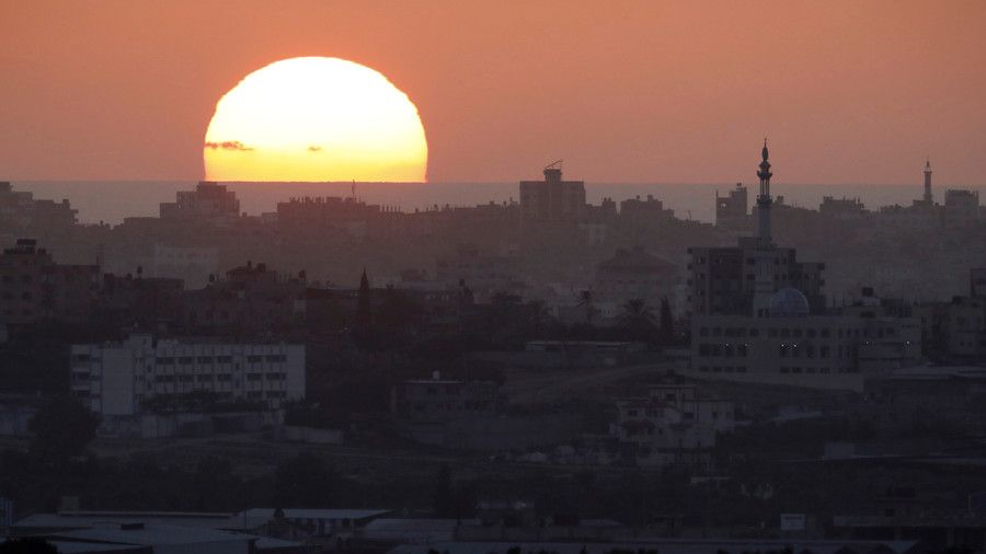 Israel launches airstrikes against 'terrorist' targets in Gaza