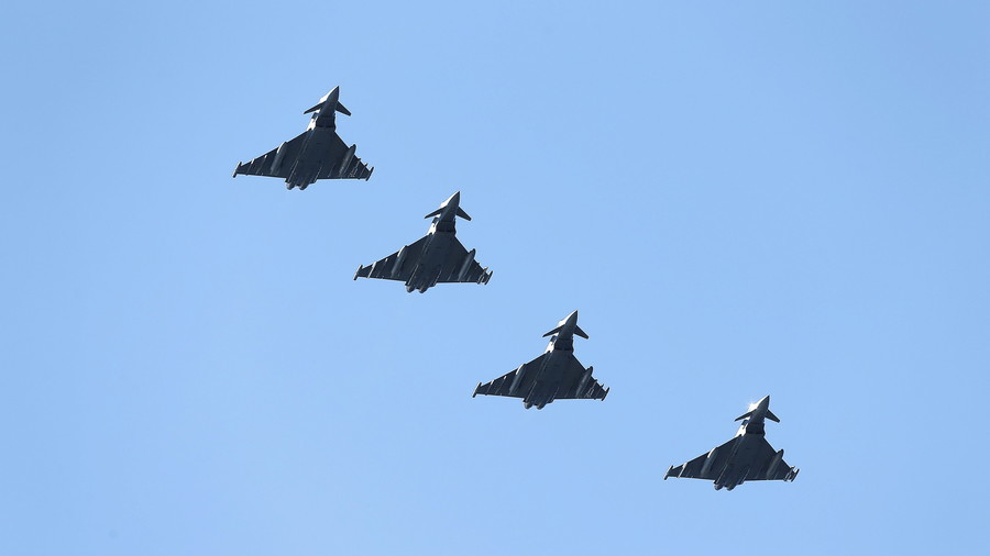 More F-35s vs the Eurofighter: MoD decisions as funding gap row grows