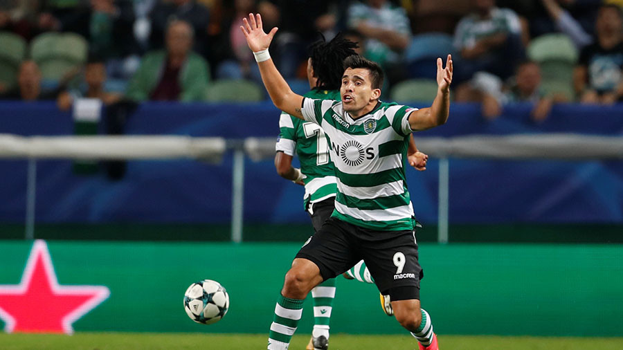 Shocking Scenes As Masked Intruders Attack Sporting Lisbon Players
