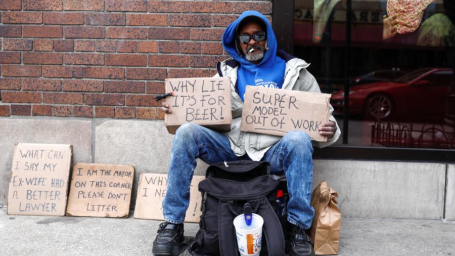 Criminalizing homelessness? Colorado city to punish sitting or lying on sidewalks