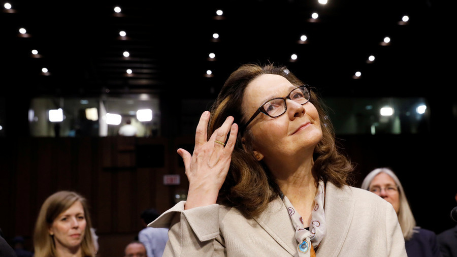 US Senate Confirms Haspel to Be 1st Woman CIA Director