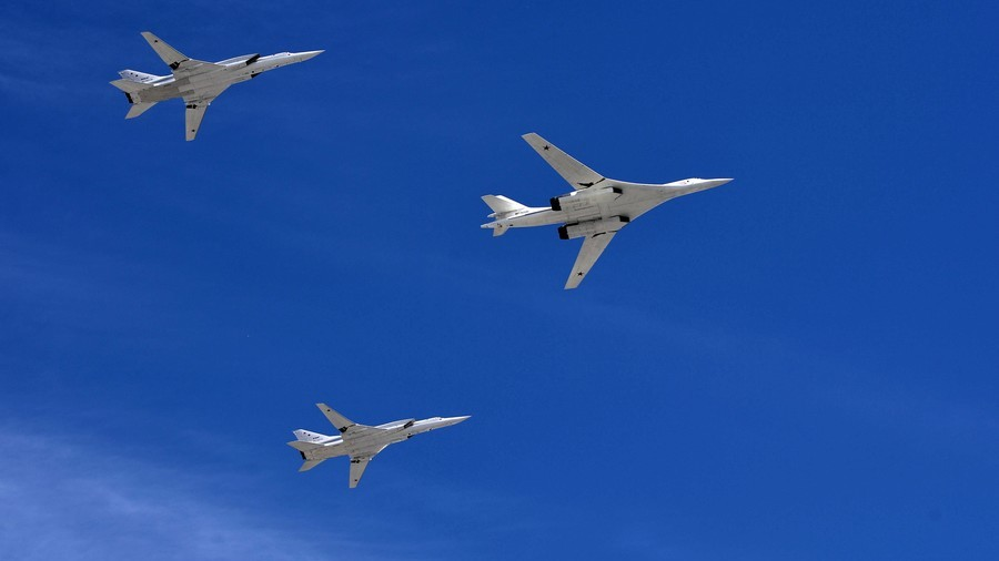 Russia expands supersonic bomber patrols to Arctic & beyond