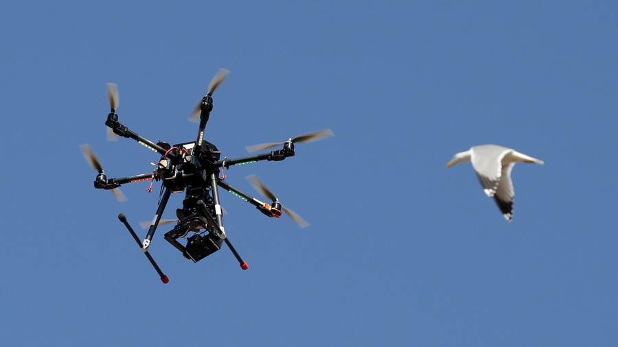 Pentagon contractor transported explosive-laden drone on commercial flight, lawsuit claims