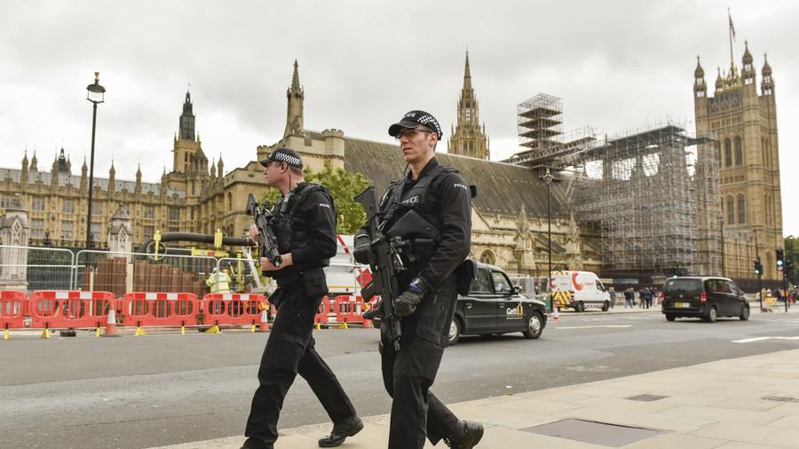 Teenager arrested in north London on suspicion of planning terrorist attack