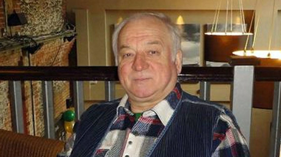 Sergei Skripal discharged from hospital after being poisoned by 'deadly' agent