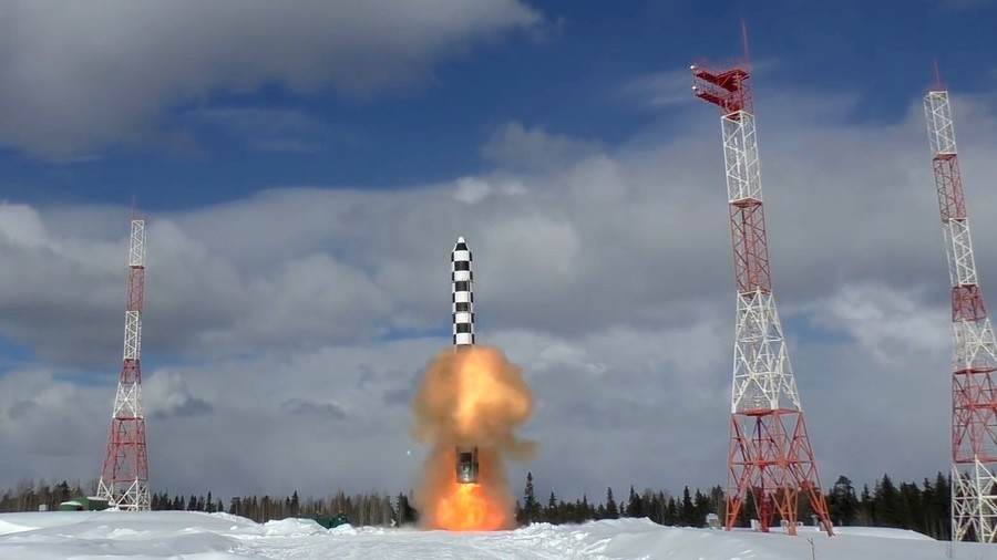 New ICBM in 2020, hypersonic glider in 2019: Putin outlines nuclear deployment plans
